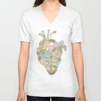 A Traveler's Heart (N.T) Unisex V-Neck