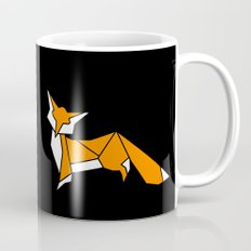 Origami Little Fox Mug