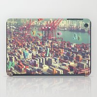 Pier Tetris iPad Case