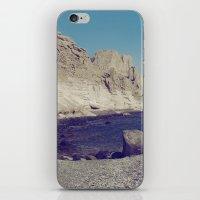 Eros Beach iPhone & iPod Skin