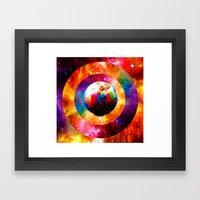 Radtanium Framed Art Print