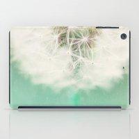 Dandelion Seed iPad Case