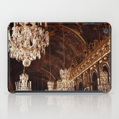 Hall of Mirrors. Great Hall of Versailles. iPad Case