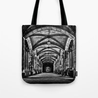 University of Toronto Knox College Cloister No 1 Tote Bag