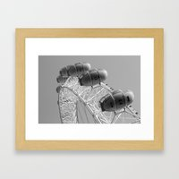 Skyride Framed Art Print