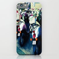 iPhone & iPod Case featuring Classy Rides by Kim Ramage