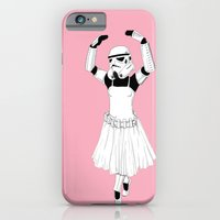 iPhone & iPod Case featuring Ballerinatrooper by Cisternas