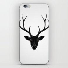 The Black Deer iPhone & iPod Skin