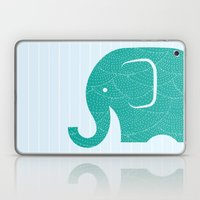 Fun At The Zoo: Elephant Laptop & iPad Skin