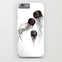 iPhone & iPod Case featuring Jellyfish by Hana Robinson
