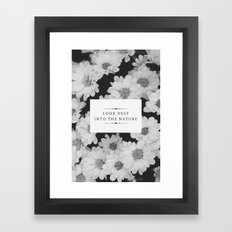 The Nature Framed Art Print