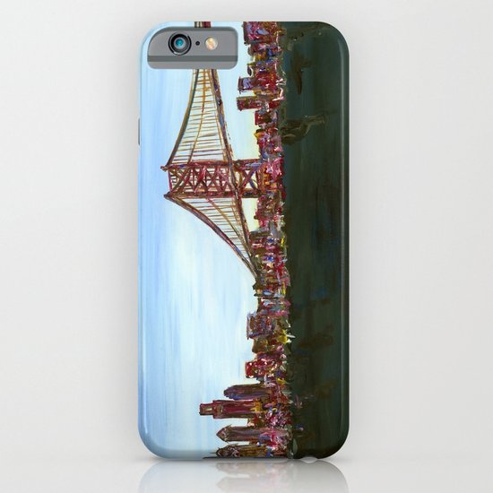 Ben Franklin Bridge iPhone & iPod Case