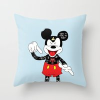 Let's Play Throw Pillow