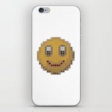 Emoticon Smile iPhone & iPod Skin