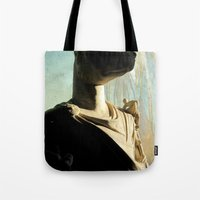 Gone To Meet Anubis. Tote Bag