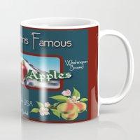 Washington Apples Mug