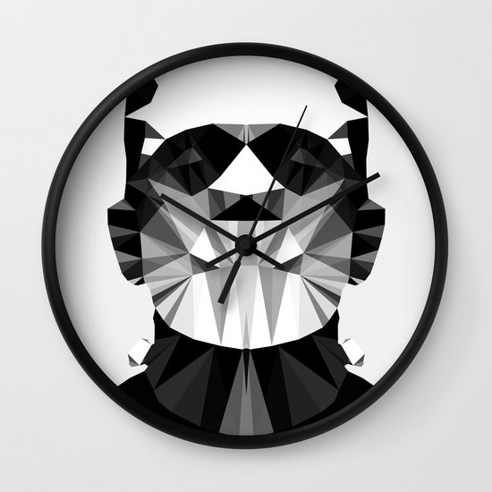 Polygon Heroes - The Horror Wall Clock