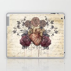 Flowers from my heart Laptop & iPad Skin