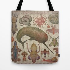 Marine Curiosities I Tote Bag