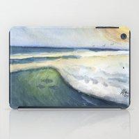 Warm Waves iPad Case