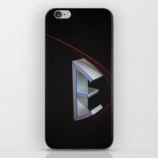 Logo edprodesign iPhone & iPod Skin