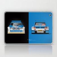 Group B Edition, N.º5, MG Metro 6R4 Laptop & iPad Skin