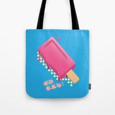 Cute Popsicle Cartoon  Tote Bag