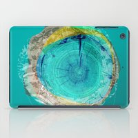 the abstract dream 17 iPad Case
