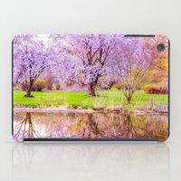 Spring At Arnold Arboret… iPad Case