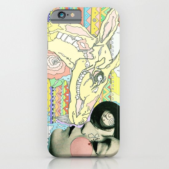 luv el chivo, la cabra  iPhone & iPod Case