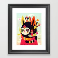 Kokowo Framed Art Print