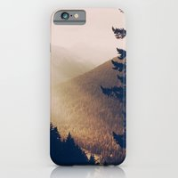 iPhone & iPod Case featuring Sunrise in the Mountains  by Kurt Rahn