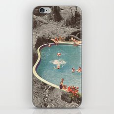 is this the place that they call paradise? iPhone & iPod Skin