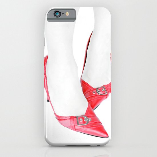 Red Shoes iPhone & iPod Case