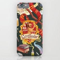 Gryffindor Pattern Slim Case iPhone 6s