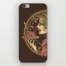 Bon Appetit iPhone & iPod Skin