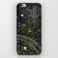 The Stars And The Sea iPhone & iPod Skin