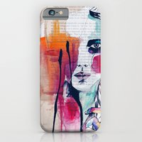 iPhone & iPod Case featuring Sense V by Holly Sharpe
