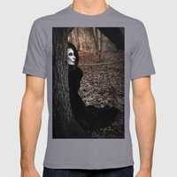 Eventide  Mens Fitted Tee Slate SMALL
