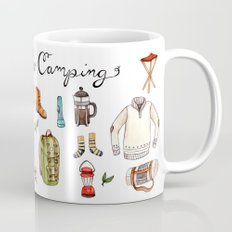 Let's Go Camping Mug