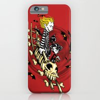 iPhone & iPod Case featuring Calvydia and Beetlehobbes by Punksthetic