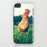 The Life Of A Chicken iPod touch Slim Case