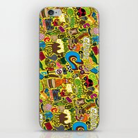 C Pattern iPhone & iPod Skin