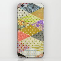 RHOMB SOUP / PATTERN SER… iPhone & iPod Skin