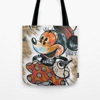 Minny-ot Tote Bag