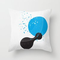 Addition Throw Pillow
