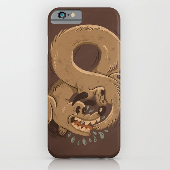 Chase Your Tail Forever iPhone & iPod Case