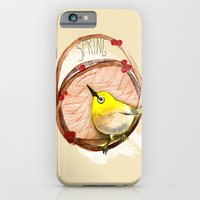 Spring birdy / Nr. 1 iPhone 6 Slim Case