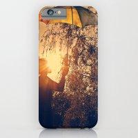Sunshine Umbrella iPhone 6 Slim Case