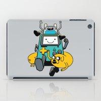 Portable Time! iPad Case